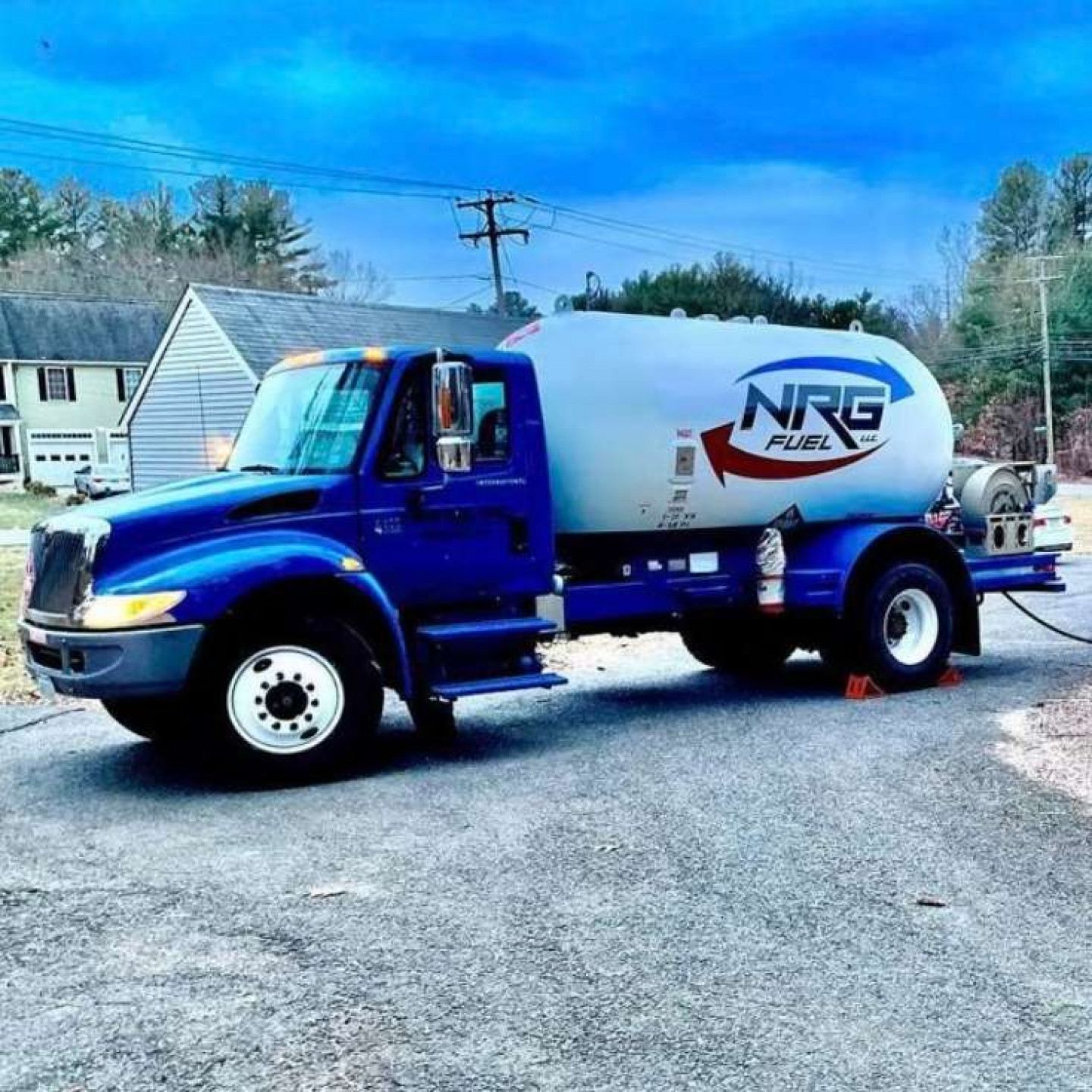Fuel & Propane Delivery in Windham, NH